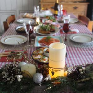 クリスマスの食卓'20