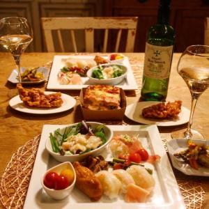 「俺のGrand Market」のお惣菜を使ってワインにぴったりのディナー
