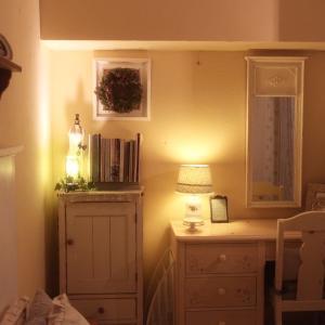 新フレンチなお部屋◼️昼のお部屋と夜のお部屋