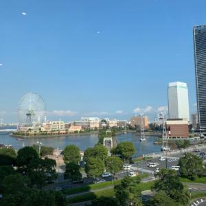 久しぶりに横浜へ