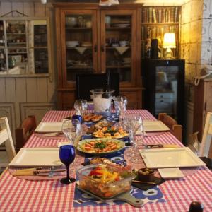 ザラホームのテーブルコーディネートで楽しむ素敵なホムパ