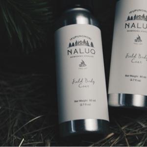 私、お子様にも女性にも優しい「安心な森から生まれたアウトドアスプレー」NALUQとは?