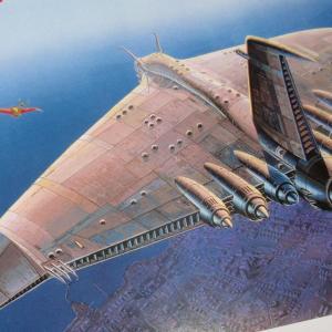 空中要塞「ギガント」キット