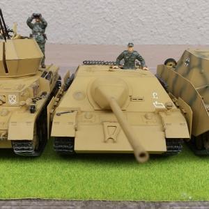 派生型戦車「Ⅳ号」