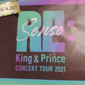 King&Prince RE:Sense