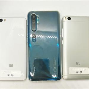 DxOmark121点 CC9 Pro Premium Edition/Note10 Pro 8GB+256GBが499.99ドル
