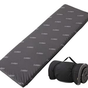[購入レビュー]横幅の細い車中泊用マットレスの寝心地・快適に眠れる