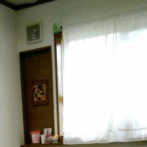 12月1日は、換気扇の掃除から。