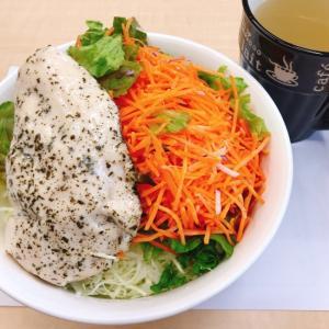 【男の糖質制限】キャベツ・ニンジン・サラダチキン