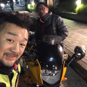 【行くぜボブ式】東京山口ブーメランツーリング【海老名SA編(復路)】
