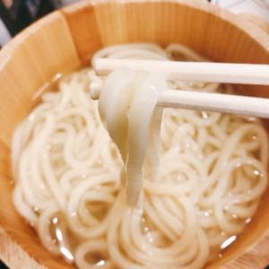 【川崎馬絹店】釜揚げうどん(得)【丸亀製麺】