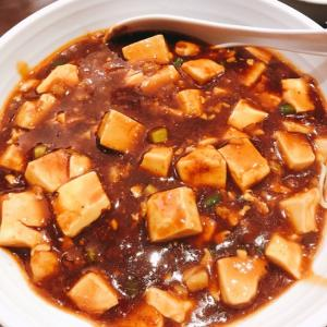 【門前仲町】永福海鮮麻婆麺(激辛)【深川永福】