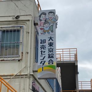 【大東京綜合卸売センター】自家製ネギトロとサーモン丼【えちぜん】