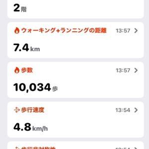 【男の減量】76.4→75.8kg【2020/09/21】
