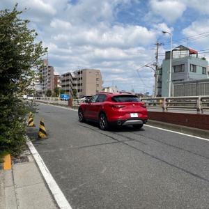 【街で見掛けた】アルファロメオ認定中古車【2020/09/22】