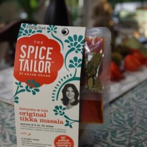 うわさどおりの本格的なおいしさ、Spice Tailorのカレーシリーズ