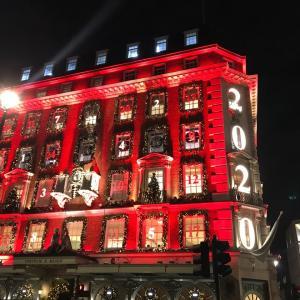 クリスマスのデコレーション2020、そしてクリスマスはステイホーム