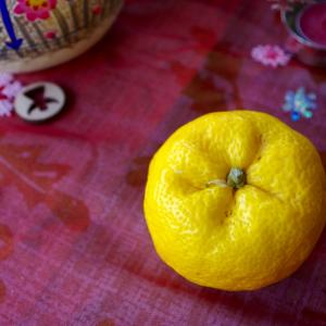 イギリスで柚子が手に入る喜び