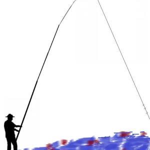 過去に出会った変わった釣りをしてた人-その1