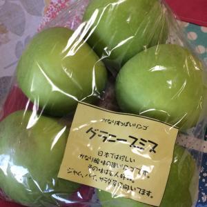 アップルだらけのケーキ〜グラニースミスという林檎〜