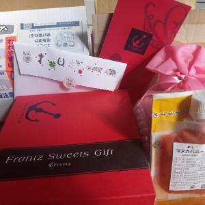誕生日のプレゼント(*´艸`*)