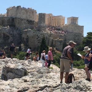 ギリシャに研修に行きました