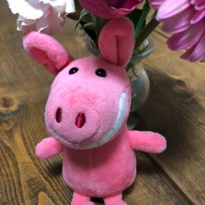 豚、豚、子豚♫ピンクの豚さん風水効果
