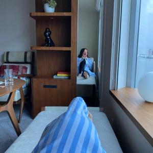インターコンチネンタル東京ベイ先日、リニューアルしたばかりのホテルに仕事帰りに宿泊して...