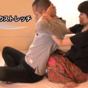 【世界一きもちいい】日本人セラピストによる癒しのヨガマッサージ#16#背中と腰...