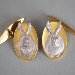 戦前の宝飾品の技巧についてその3  『金にプラチナメッキをかける』