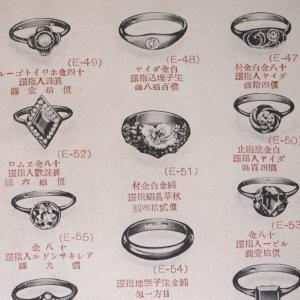 この指輪は生子形?蒲鉾形?それとも甲丸形?