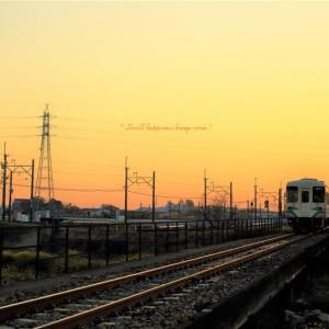 春 × 電車 vol.4