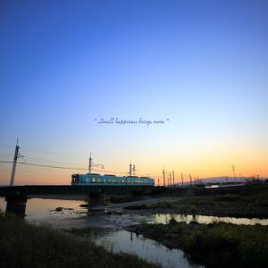 春 × 電車 vol.5