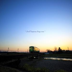 春 × 電車 vol.10