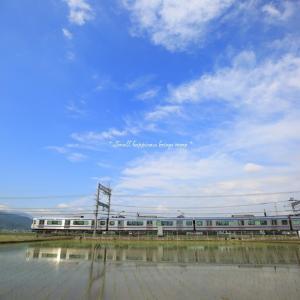 初夏 × 電車 vol.5