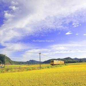 秋 × 電車 vol.4
