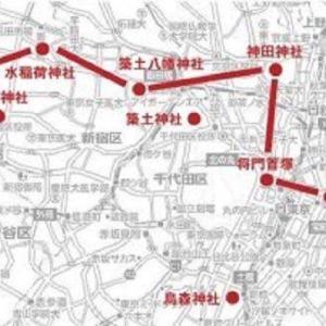 関東ユニバーサルツアー 4 北斗七星