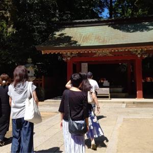 宇宙の采配ツアー 6 香取神宮