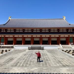 日本ピースツアー 6 薬師寺