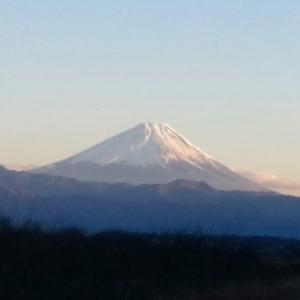 富士山撮ってみました。