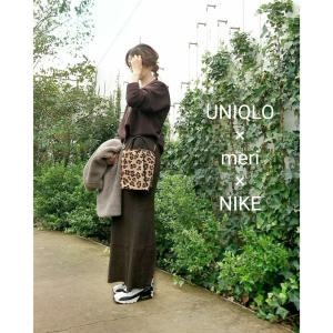 《UNIQLO》活躍がすぎる!チョコブラウンニット