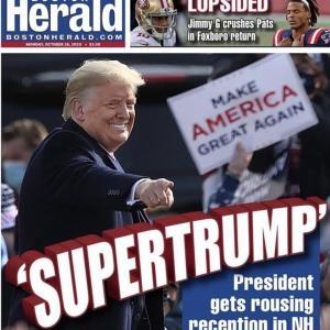 トランプ大統領 vs Media....☺︎