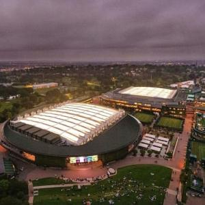 Wimbledon - いよいよ2nd Weekに入ります☺︎