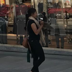 2019年夏のパリのディオールDIOR本店と仮店舗
