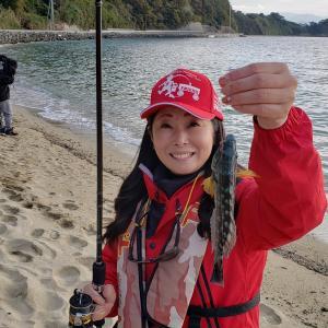 冬の島釣り~釣った魚をその場で食べます!