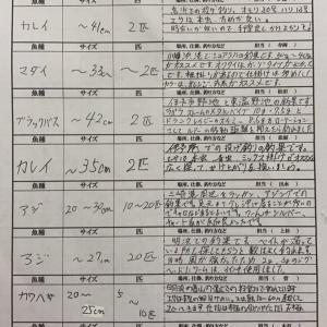 松前店~最新釣果情報です!
