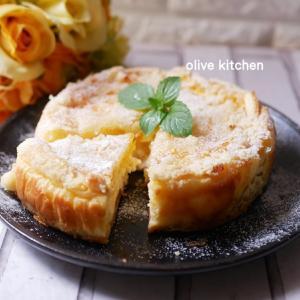 リベンジ!オレンジチーズケーキ♡
