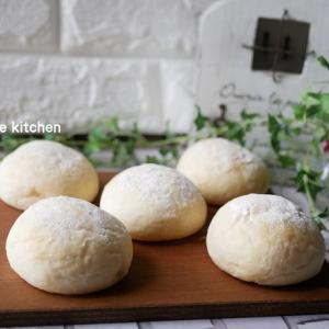 白いクリームパン♡
