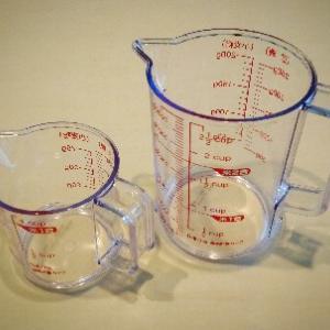 軽量カップは使いやすいものを残す