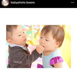 ◆双子ちゃん、それぞれの個性が溢れてる